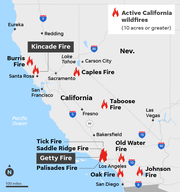 Westlake Legal Group 6fc67bfe-ddf1-4e30-bafa-d21a2412d6b1-102919-Calif-wildfires_Online 'It takes one ember ... to start another brush fire': Extreme winds put California fire officials on high alert