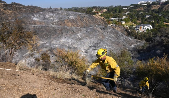 Westlake Legal Group c7201769-f1de-4f66-89a6-e2b7b5d70b15-21379 'It takes one ember ... to start another brush fire': Extreme winds put California fire officials on high alert