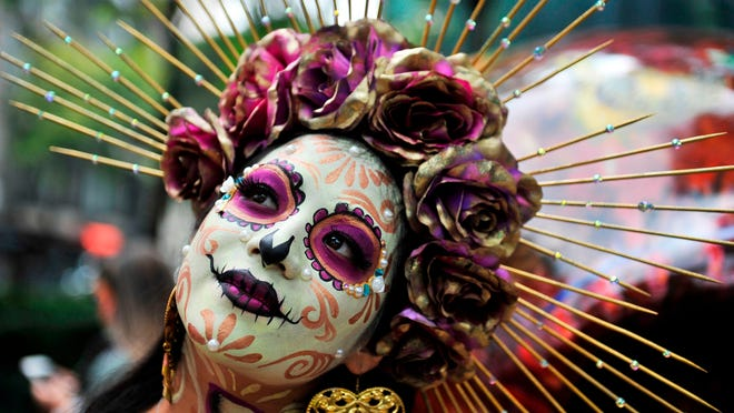 Day of the Dead: When is it? What does Dia de los Muertos celebrate?