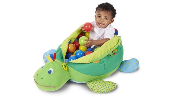 Amazon Top 100 Toys 2019: Melissa & Doug Turtle Ball Pit