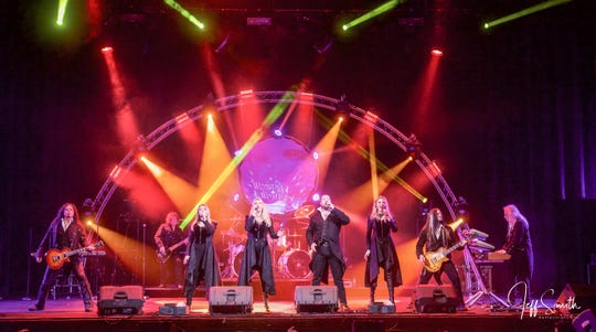 Wizards of Winter have upcoming shows at the Paramount Theatre in Asbury Park and the Bergen Performing Arts Center in Englewood.