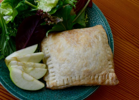 Play with the fillings of handpies and they can go on a plate, in a lunchbox or packed for a breakfast on-the-go.