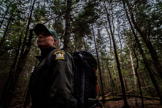 New York State Forest Ranger Jim Giglinto has seen all manner of unprepared hiker in the High Peaks region of the Adirondack Park. A ranger for more than 25 years, he says that cell phones have become one of the biggest issues, because they give a false sense of security to the inexperienced who use them as a flash light, a map and more, all of which disappears when the battery goes dead.