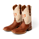 The Texas-based burger chain partnered with Justin Boots to release a pair of Whataburger-branded men's and women's boots.