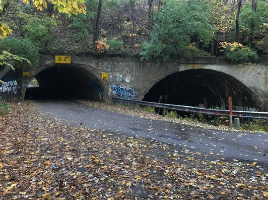 Schrader Road Tunnel, or Crybaby Tunnel, located in Chillicothe is believed to be a haunted location in Ross County. Some report hearing sounds of a baby crying, related to the legend of the place.