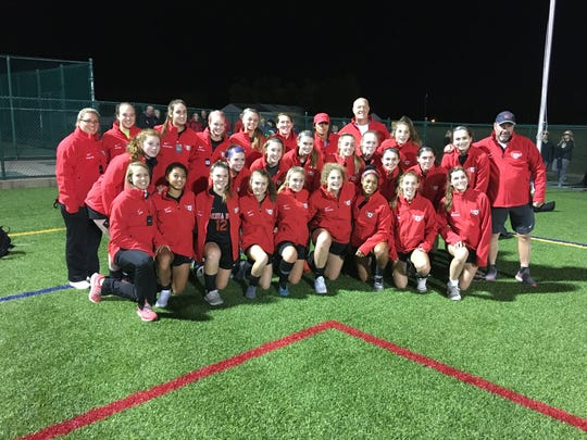 Lakota West advanced to the Division I regional final against Loveland with a 5-2 win over Seton Tuesday night.