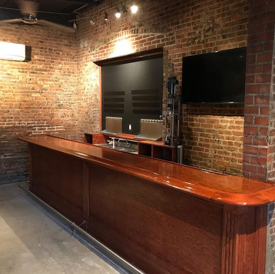 The Ashton Brewing Company team is currently renovating the former Demented Brewing Company space.