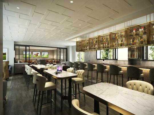 A rendering of the new Tapestry Collection by Hilton hotel coming to Warren.