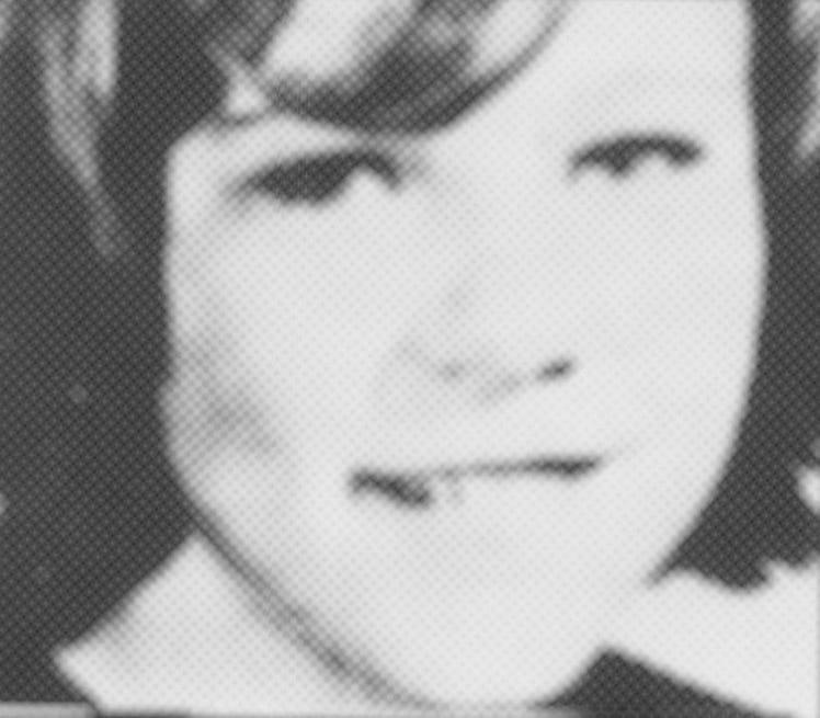 Dawn Louise Basom, 13, of Ypsilanti was found dead near Gale and Vreeland roads in Michigan on April 15, 1969.
