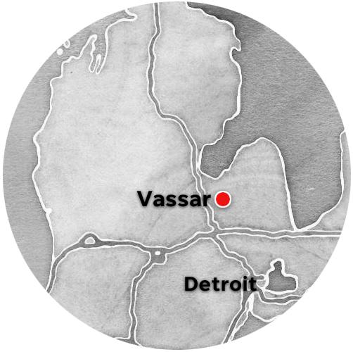 Vassar, Michigan