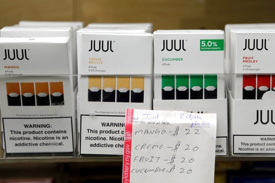 Juul has made a number of voluntary concessions in an effort to weather the firestorm, including halting product advertising and pulling several of its flavored products.