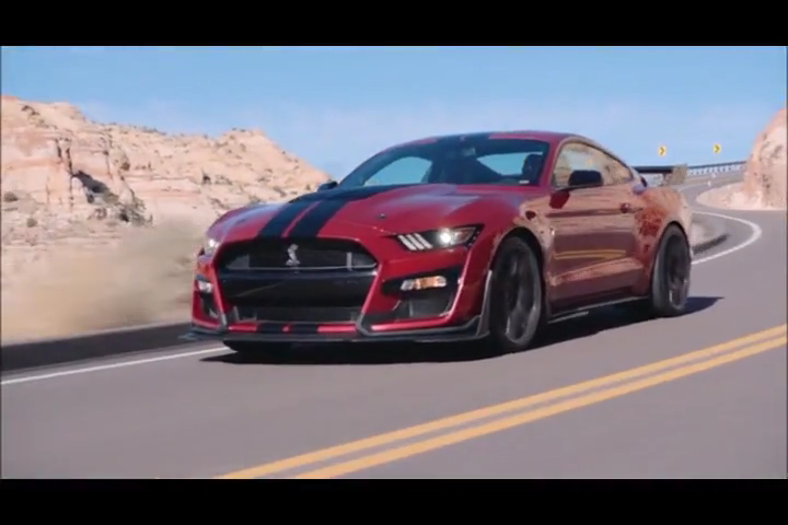 Mustang Gt 0 60 >> 0 60 In The 2020 Ford Mustang Shelby Gt 500