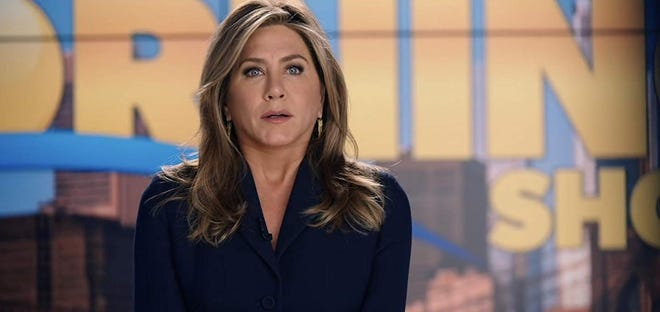"""Jennifer Aniston in """"The Morning Show."""""""