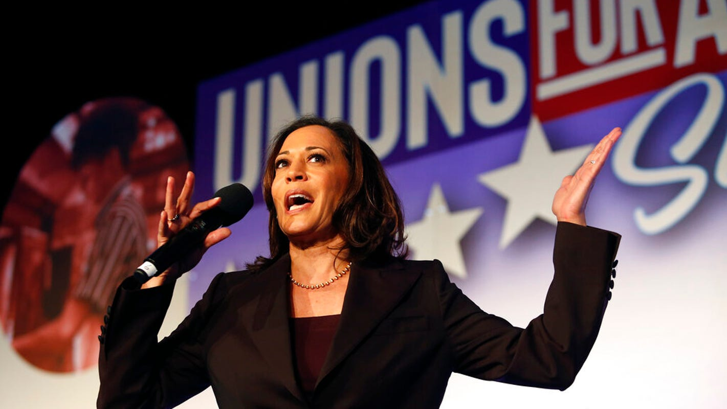 Bankole: Don't cry for Kamala Harris exiting presidential race
