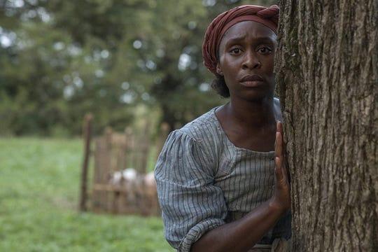 "Cynthia Erivo in ""Harriet."""