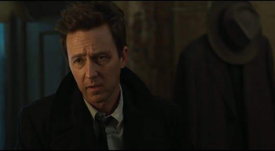 "Edward Norton in ""Motherless Brooklyn."""