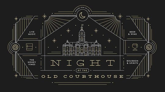 Night at the Courthouse will include live music, drinks and food samples.