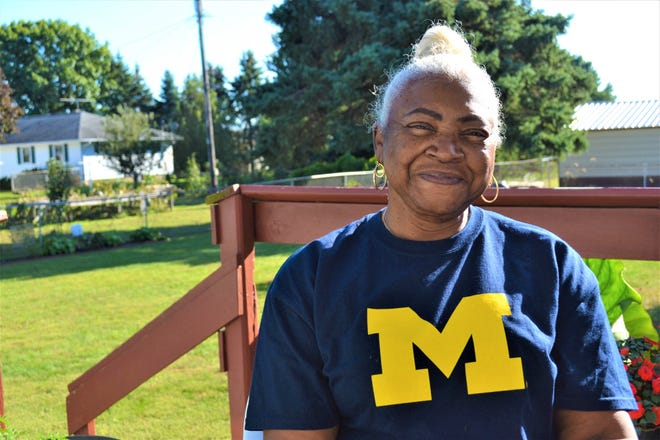 """Earlene Woodson moved to Fremont in 2013, bringing with her years of teaching and theater experience which she combined into a new hobby: doing dramatic historical presentations of black women. She recently performed in  """"To Kill a Mockingbird"""" at the Ritz Theatre in Tiffin."""