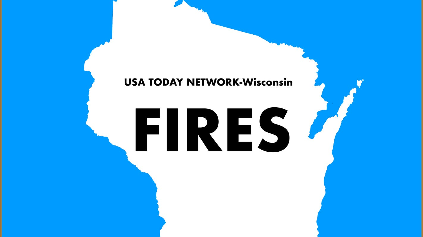 Wisconsin Rapids house fire Tuesday morning sends one to a Marshfield hospital