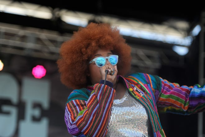 The Suffers were among the acts who played the Levitt AMP Green Bay Music Series this summer at Leicht Memorial Park.