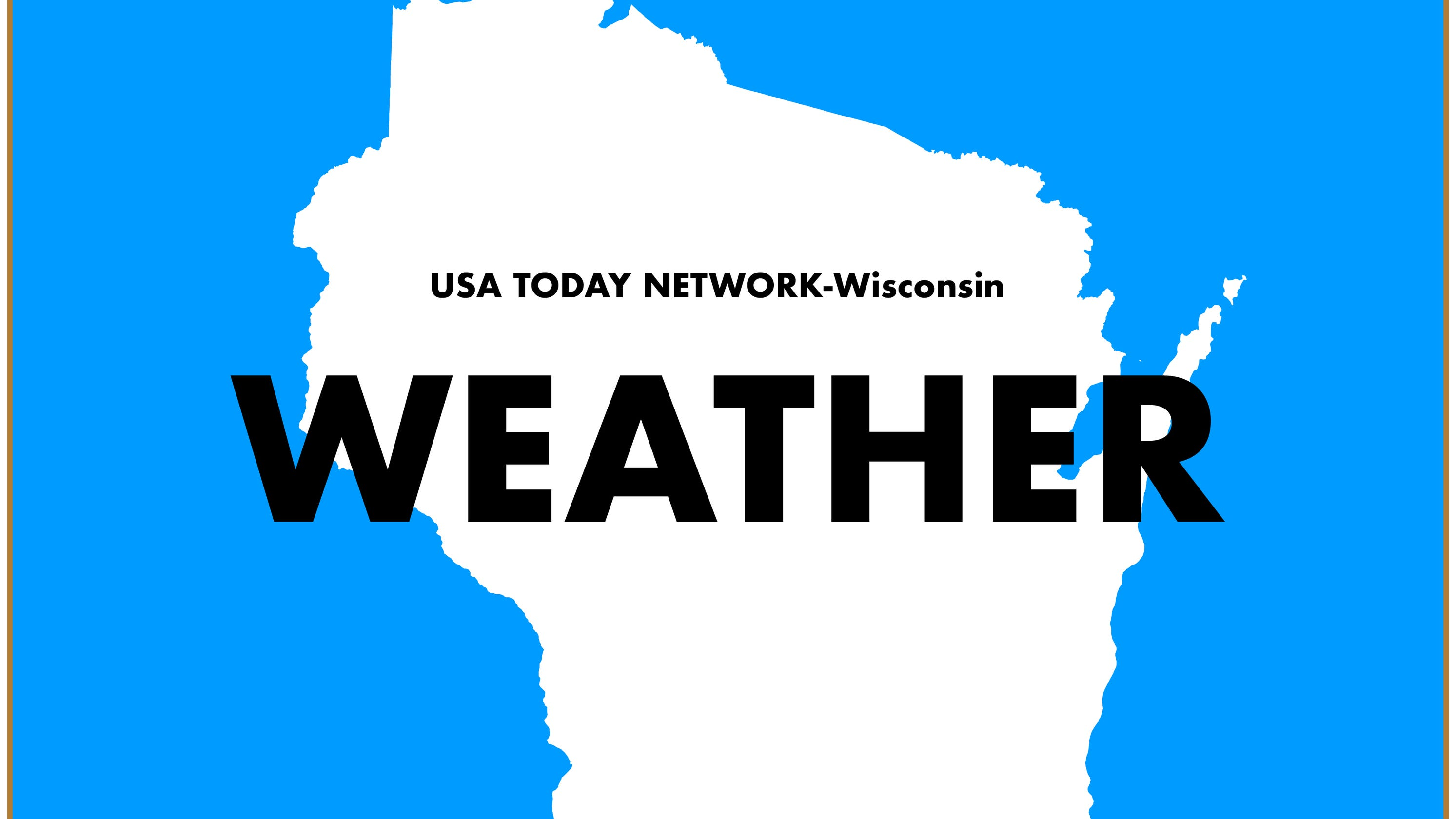 Between 3 and 6 inches of snow forecasted in northeastern, central Wisconsin on Monday