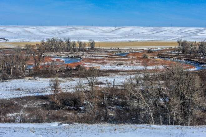 In February 2018 Pheasants Forever finished the purchase of 280 acres along the Teton River north of Dutton which is open year round for walk-in public access.