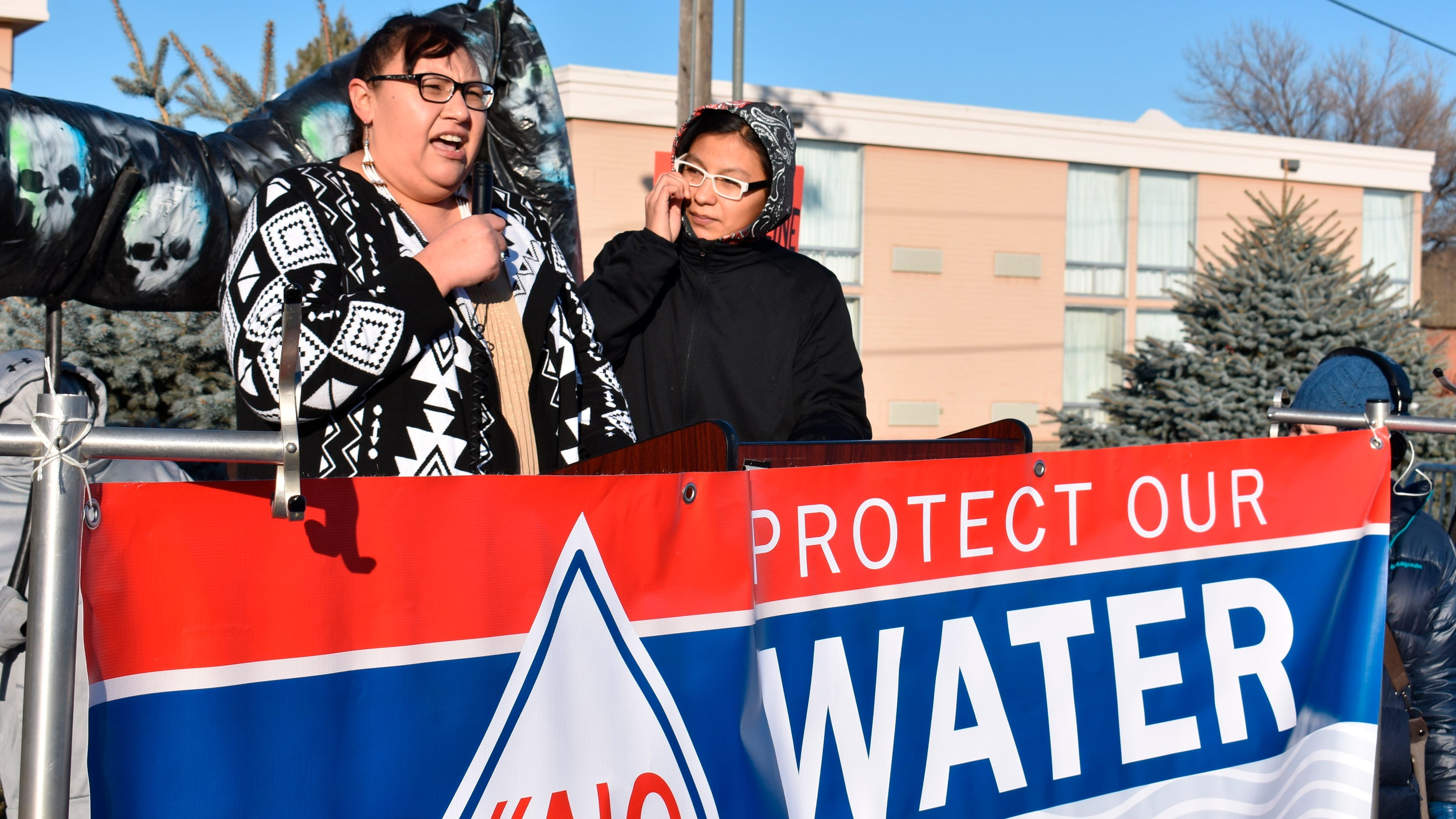 Montana tribal members, fearing water contamination, relieved as Keystone XL pipeline blocked