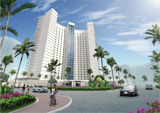 One economic bright spot is the opening of Tsubaki Tower in April, bringing 340 additional hotel rooms andmore than 300 jobs.