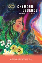 CHamoru Legends, English cover