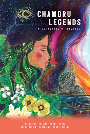 """CHamoru Legends: A Gathering of Stories"" received a bronze medal in the category of Best Regional Fiction in the Australia/New Zealand/Pacific Rim region in the Independent Publisher Book Awards."