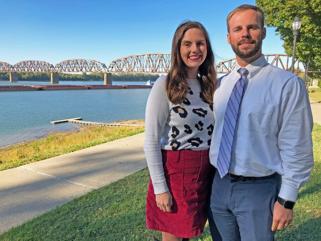 Abby and Evan Dixon went through the Henderson Leadership Initiative training program for diffierent reasons, but each say they got what they needed and recommend HLI to other emerging young leaders.