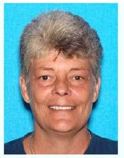 Leanne Peace, 53, is a person of interest in an investigation into human remains found at a Savannah residence on Oct. 18, 2019. Peace was arrested in Kentucky on Oct. 29, 2019 on separate charges.