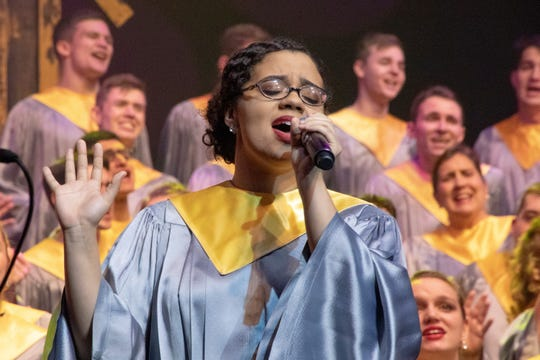 PMO students perform more than 100 shows each year, and the Purdue Christmas Show is the highlight.