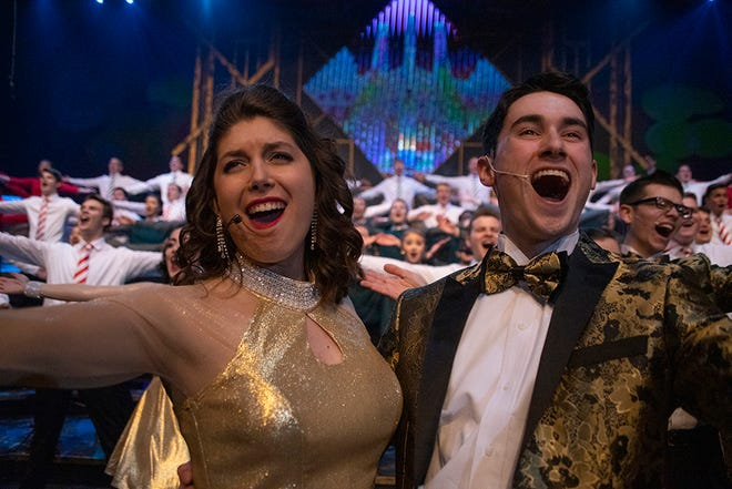 """Tickets are on sale for the """"magical, lyrical annual campus miracle"""" known as the Purdue Christmas Show, featuring the talented student performers of Purdue Musical Organizations."""