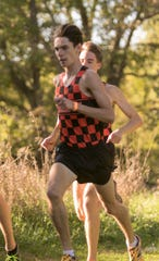 Brighton's Zach Stewart will attempt to become a four-time cross country all-stater Saturday.