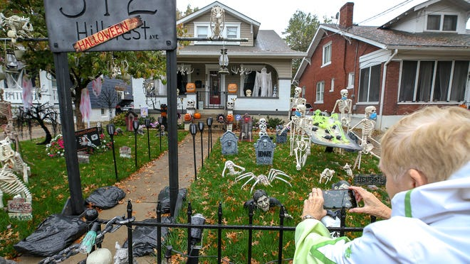 Hillcrest 2020 Halloween Louisville Ky Halloween on Hillcrest 2020 won't look the same during COVID 19