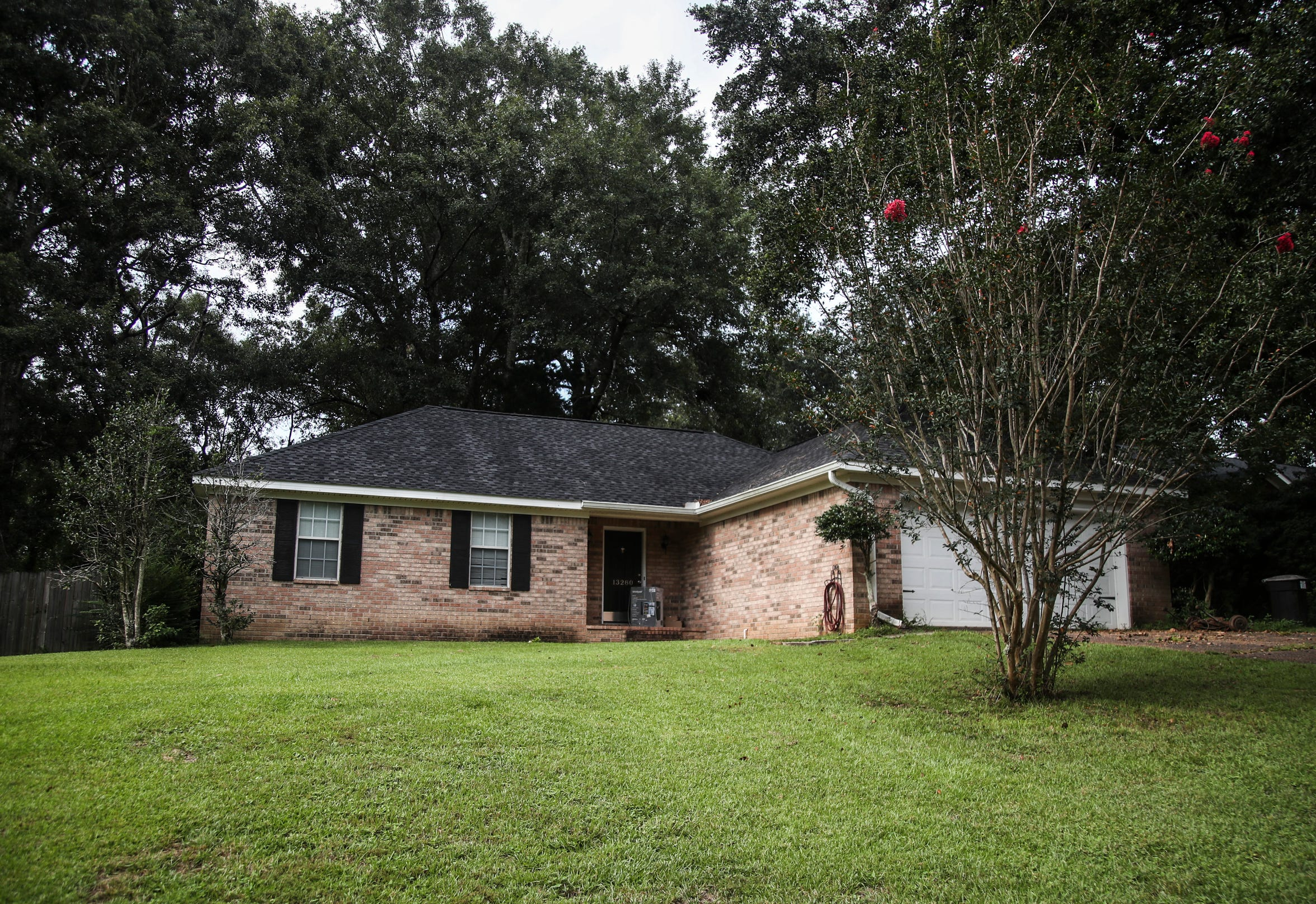 Cartel trafficker Maria Guadalupe Mendoza briefly lived in this Mobile, Alabama, rental house. She loved the area and planned to start a cartel drug cell here.