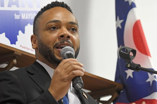 "Mayoral candidate Don Bryant had a ""Get Out the Vote"" rally on Wednesday at the Democratic Headquarters."