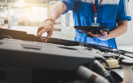 Southwest's Automotive Technology Program trains highly skilled technicians.