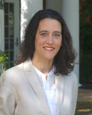 Mathilde Crosby is Shelby County's director of administration and finance.