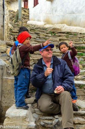 Bryan Nerren, leader of the International House of Prayer Ministries in Shelbyville, Tennessee, has been stranded in India for weeks, according to a petition by the American Center for Law and Justice.