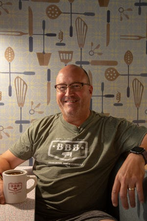 John Currence, chef/founder of Big Bad Breakfast