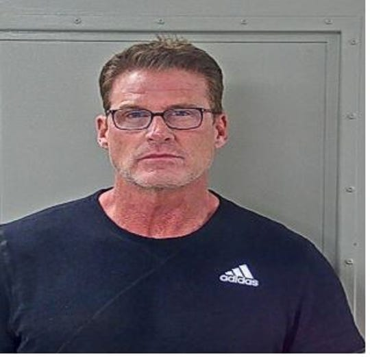 Former NBA player James Farmer, 55, was indicted by a Rutherford County Grand Jury on attempted sex trafficking charges.
