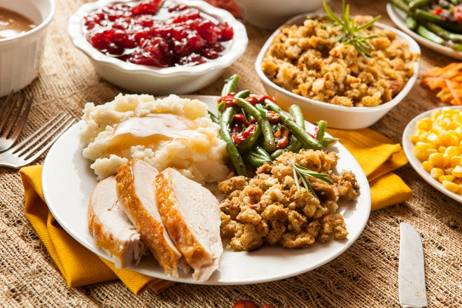 Fox Cities restaurants serve both buffets and off-the-menu options for Thanksgiving Day dining.