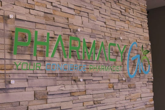Organic-based PharmacyGO officially opened in Estero this past weekend. Pharmacists and local residents Mo Amer and Kristi Lamoncha are the owners of the independent apothecary that provides delivery and even pet meds.