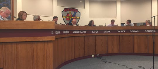 Hebron Village Council met in a short, special meeting Oct. 30 to unanimously approve a resolution to form a fire district with Union Township.