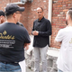 "Dante's Italian Cuisine will be featured on season seven of ""The Profit,"" which stars Marcus Lemonis (center)."