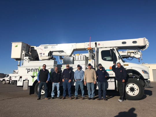 PNM employees left New Mexico to travel to California and assist Pacific Gas and Electric (PG&E) with damage assessment, repairs, and power restoration as wildfires continue to devastate communities in the state.