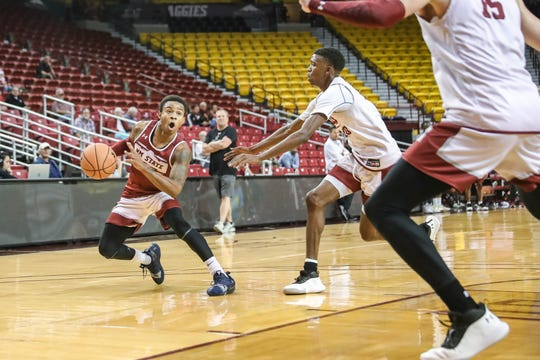 Former UTEP player Evan Gilyard has been deemed eligible to play for New Mexico State.
