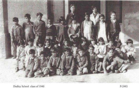 Dudley School class of 1940